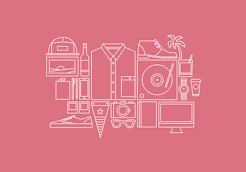 Stay Cool #iconography #design #icons #summer #vibes #beach #good