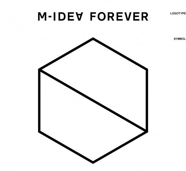 M-idea Forever   Scandinavian DesignLab #symbol #logo #identity