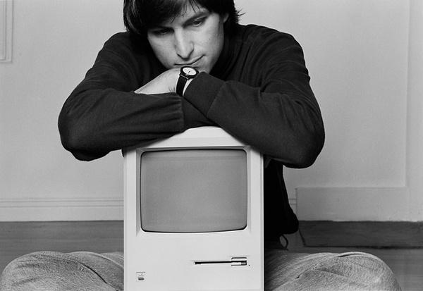 mac spoilers steve jobs norman seeff 03 #steve #photography #jobs
