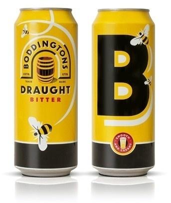 Packaging / boddington, #cans