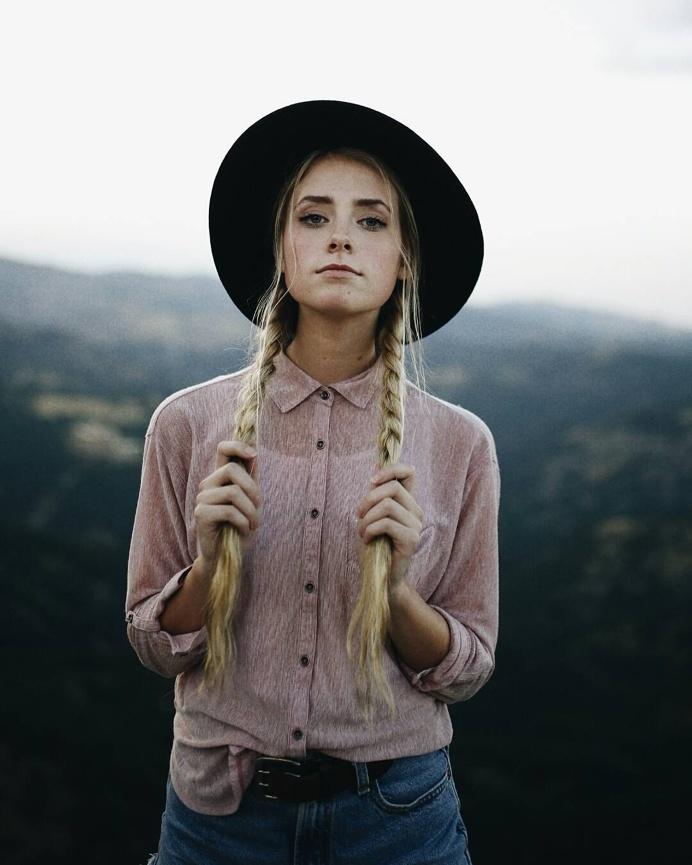 Beautiful Female Portraits by Joshua Abels