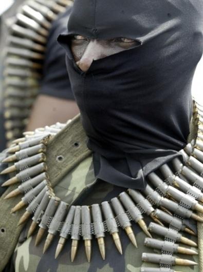 Tumblr #war #mask #soldier