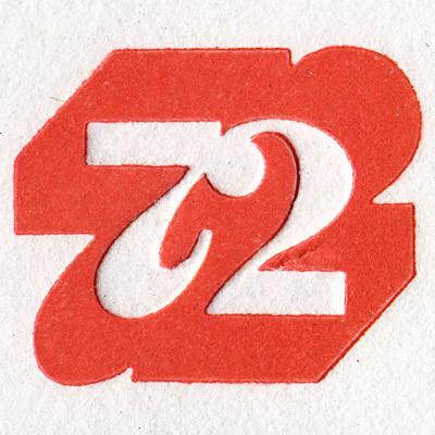 72 #monogram #lettering #1972 #numerals