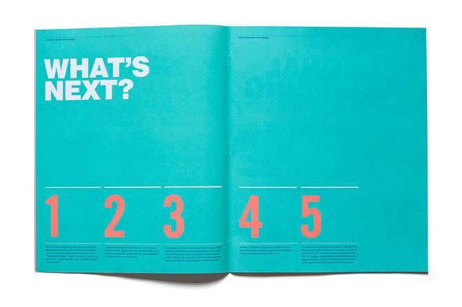 LGBT Youth Report - Matt Chase | Design, Illustration #print #layout #design #typography