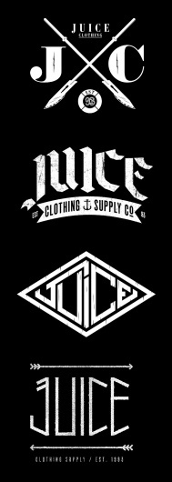 JUICE CLOTHING #logo