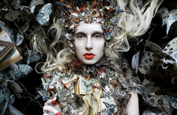 Wonderland by Kirsty Mitchell #fashion #photography #inspiration