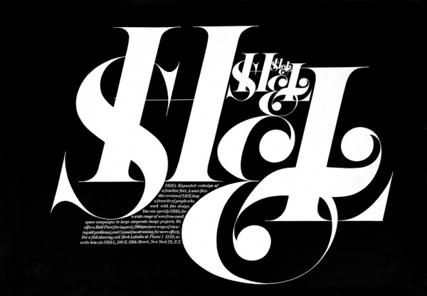 Herb Lubalin — a new Unit Editions publication   Creative Journal