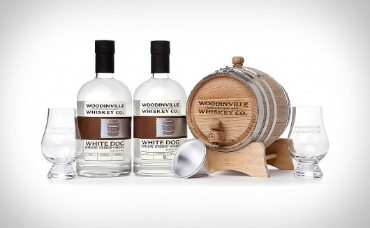Age Your Own Whiskey Kit | Uncrate #product #design #whiskey #kit