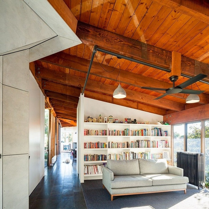 Chamfer House by Mihaly Slocombe Architect 4
