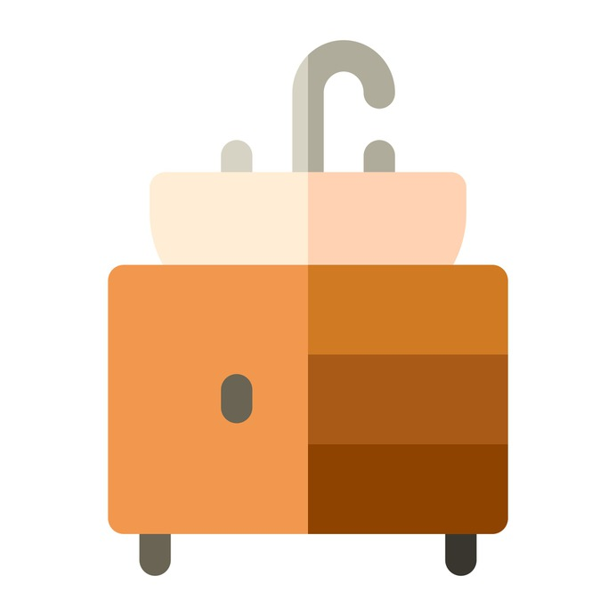 See more icon inspiration related to sink, bathroom, washbasin, furniture and household, faucet and basin on Flaticon.
