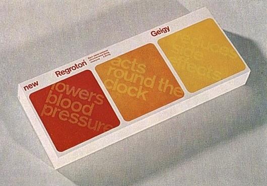 Beautiful Vintage Packaging #packaging #minimal #geigy #vintage