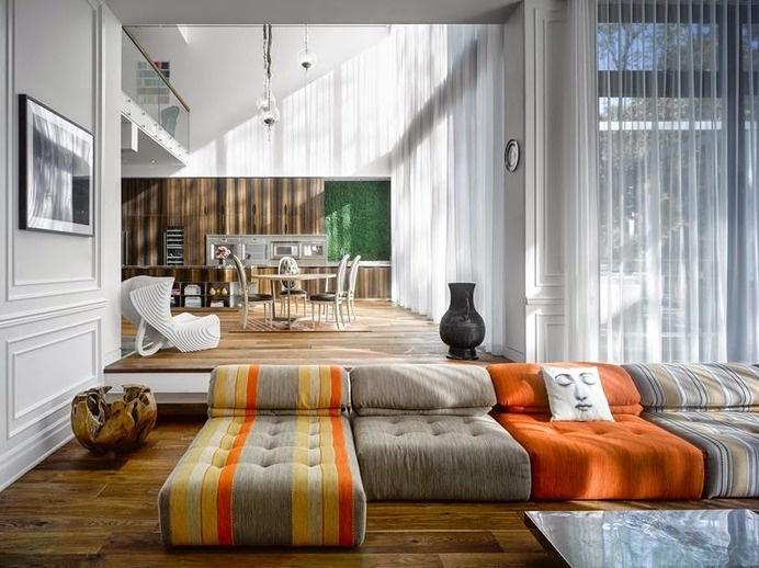 The Aldo House by Prototype Design Lab #interior #design #living
