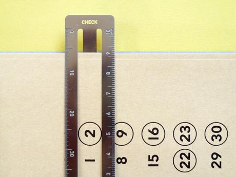 Check - Ruler Clip #clip #ruler