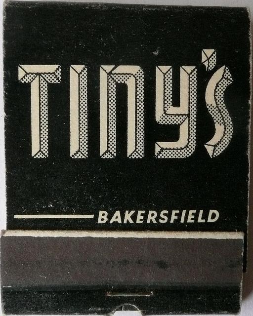 TINY'S #type #matchbook #3d #typography