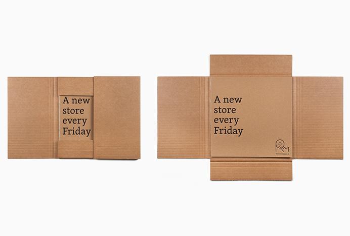 Record Mania by Bedow #branding #box