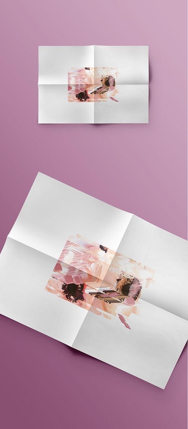 glitch flowers #leggo #poster #glitch #colors #flowers #pink