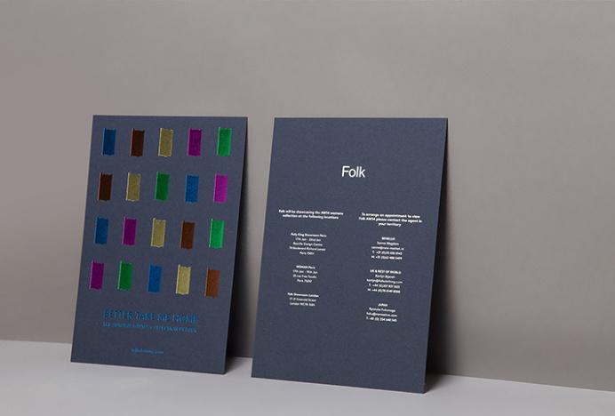 Folk Clothing by IYA Studio #print