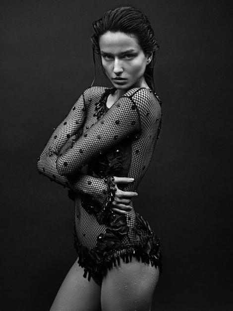 Mario Sorrenti for Vogue Paris #fashion #model #photography #girl