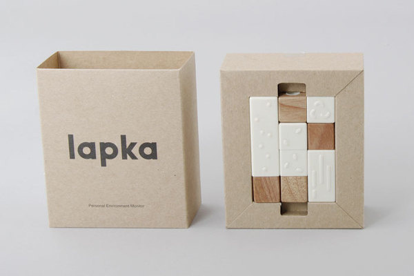 Burgopak Studio forLapka The Dieline #packaging #object #print