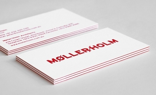 Møller/Holm : Lovely Stationery . Curating the very best of stationery design #mallon #jesse #mllerholm #stationery