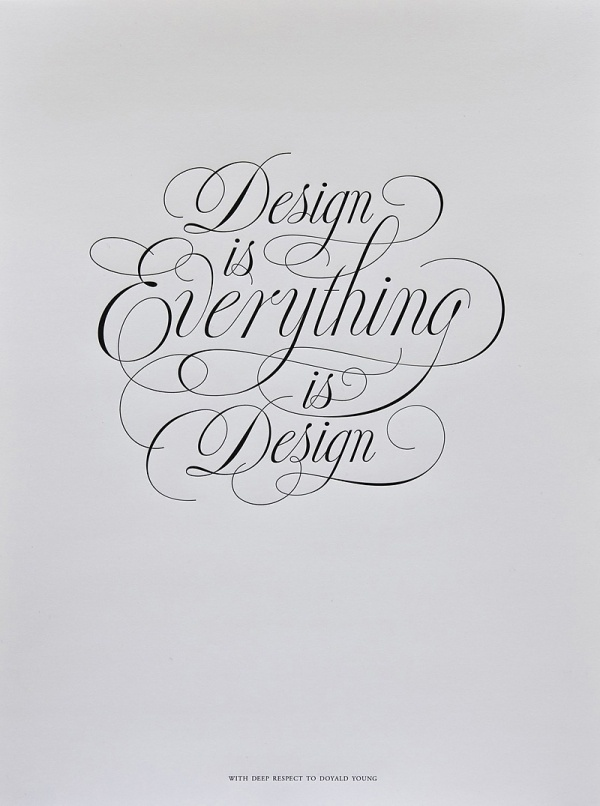 Everything is Design | Jessica Hische #young #lettering #doylad #doyald #type