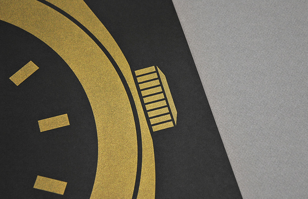 Matthew Hancock #hancock #swiss #click #print #relax #the #matthew #minimal #poster #watch #gold #sale #rolex #typography