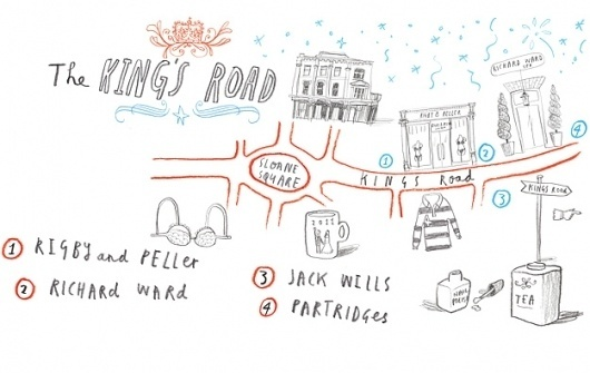 Oliver Jeffers - Illustration #illustration #lettering #map