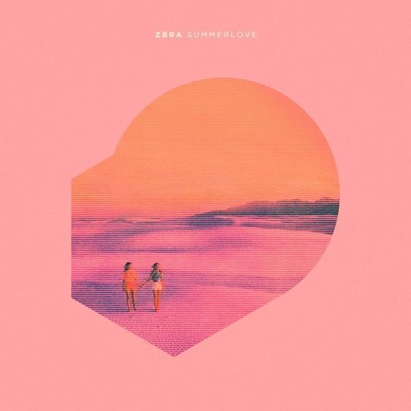 ZBRA Summerlove J.Marsh / Jonathan Marsh #cover #album #design #art