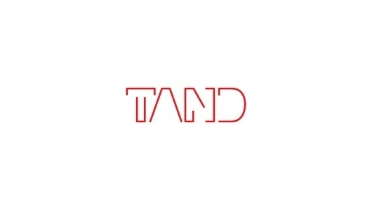 TAND.ID.01.jpg (990×560) #logo #identity #branding