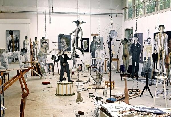 drtenge: Ossip #assemblage #ossip #studio #art