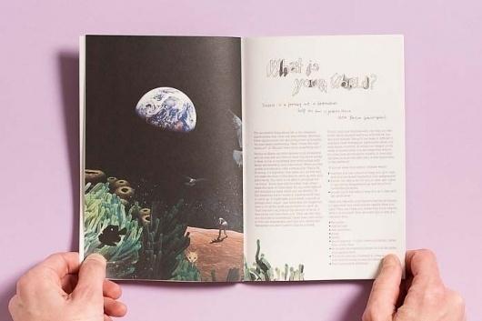 tin&ed - Royal Children's Hospital - Exercise Book #print #layout #illustration