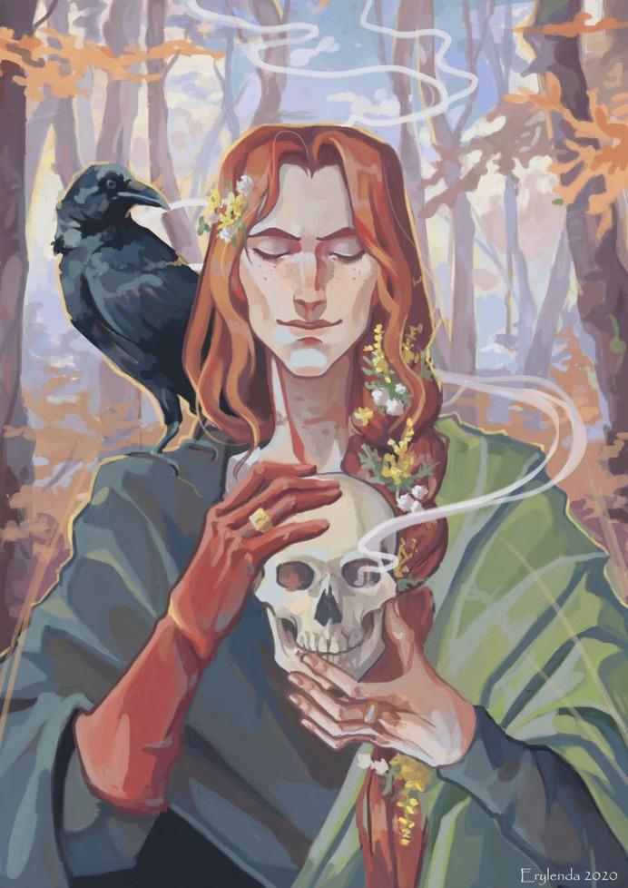 Witch by Erylenda