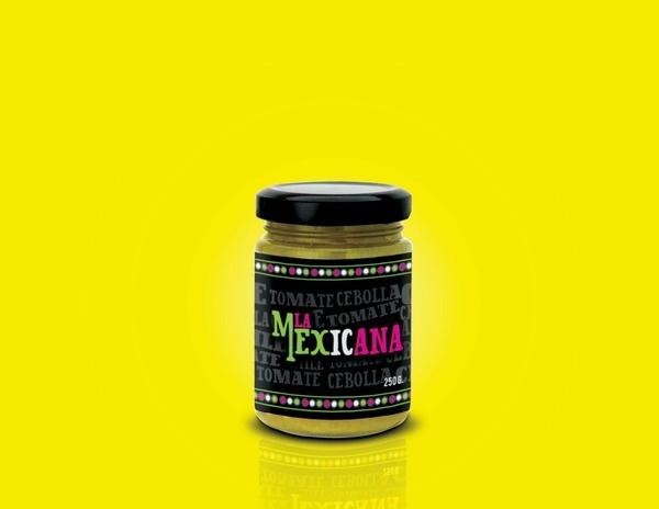 LA MEXICANA HOT SAUCE on Behance