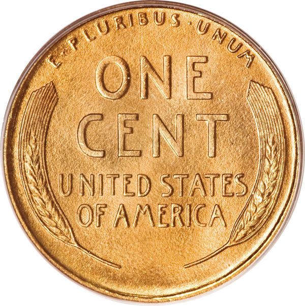 Wheat Cent #penny #wheat