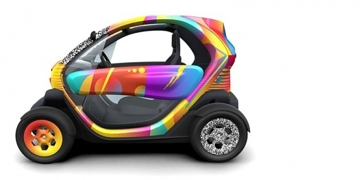 Renault - The Twizy #auto
