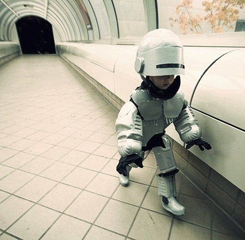 FFFFOUND! | this isn't happiness.™ #photo #kid #childhood #robocop