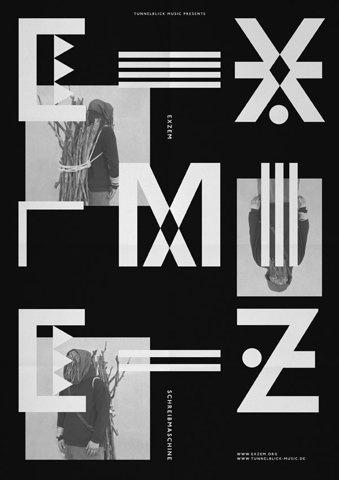 FFFFOUND! #layout #poster #typography