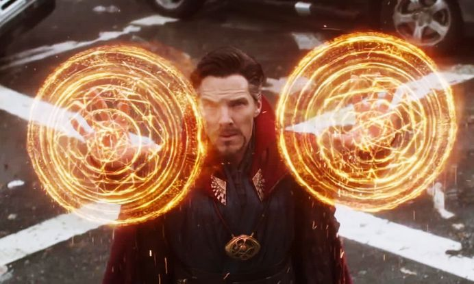 Doctor Strange Avengers Infinity War Pc Wallpaper Download – WallpapersBae