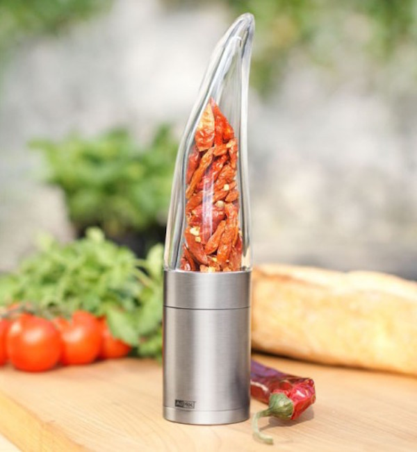 Pepe Chili Mill by AdHoc #tech #flow #gadget #gift #ideas #cool