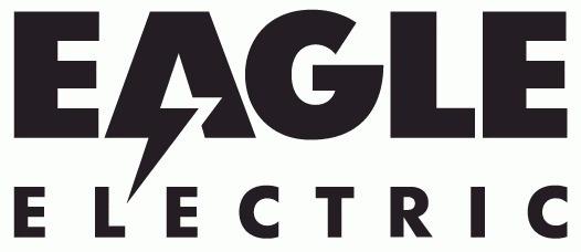 Eagle Electric #electric #icon #finocchiaro #bold #logo #eagle #type