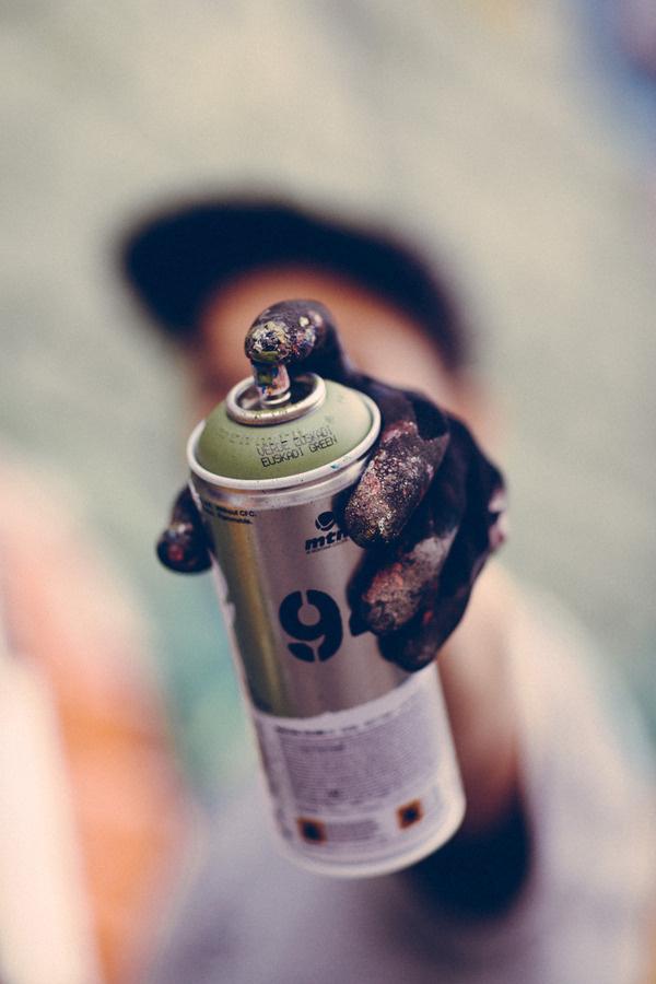 Montana 94 #dof #94 #focus #graffiti #color #fatcap #photography #spraycan #nyc #montana