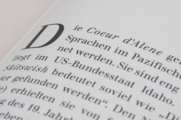 Sprachtod – Von schwindenden Sprachen und sterbenden Worten #book #typography