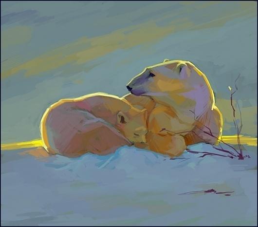 Sketchbook: Askhat - Page 2 - Polycount Forum #illustration