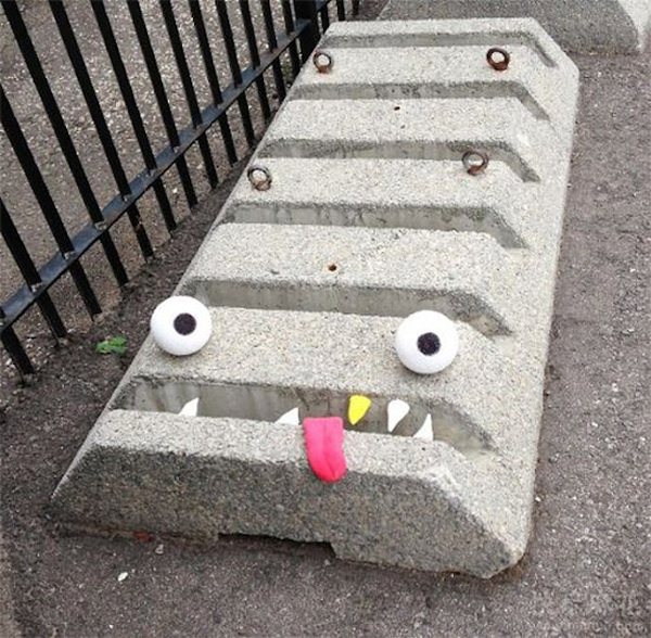 Toon Bombing 2 #eyes #toon #art #street
