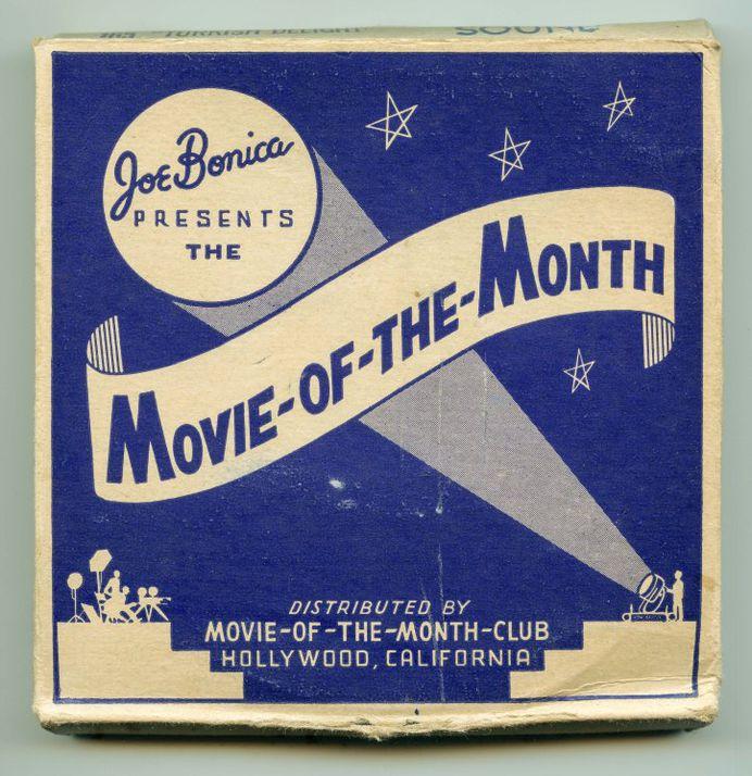 Small Gauge Film Reel & Can Archive D.D. Teoli Jr. A.C. (13)