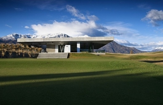 mh_020111_02 » CONTEMPORIST #clubhouse #patterson #house #hill #contemporary #architecture #mountains #michael