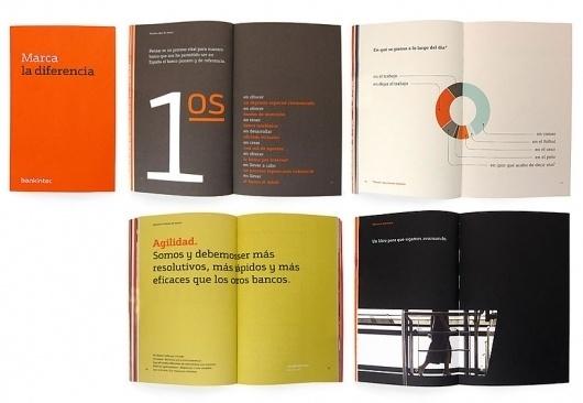 Saffron Brand Consultants » Bankinter #corporate #brand #book #branding