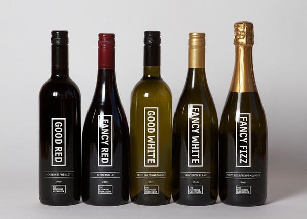 TRW Luke Brown #wine #branding