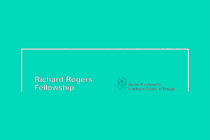 Richard Rogers Fellowship by Praline — The Brand Identity