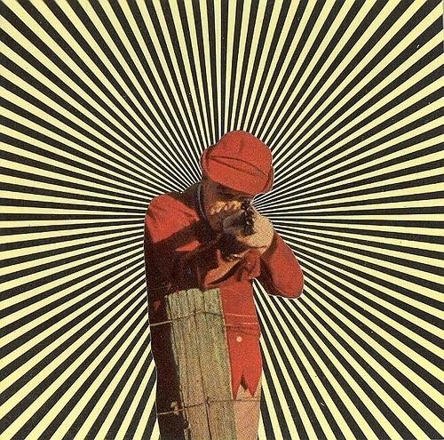Collages Matt Shaw I Art Sponge #gun #matt #shaw #target #collage